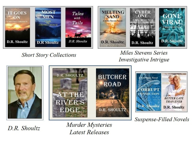 Books by D.R. Shoultz