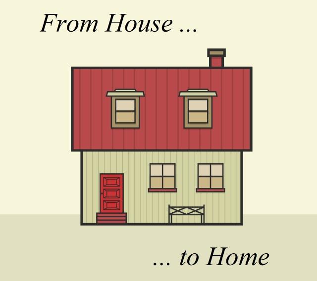 Pixabay - Form house to home